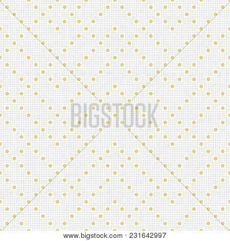Vector Seamless Pattern. Modern Stylish Texture In The Form Of Rhombus Tiles, Corner Shapes. Regular