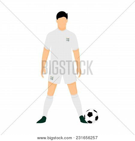 England Football Jersey National Team World Cup Vector Illustration Graphic Design