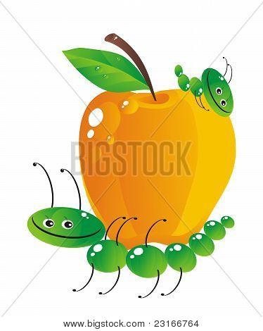 Big Yellow Apple