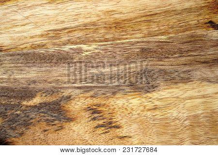 Rustic Bright Striped Natural Wood Texture Closeup