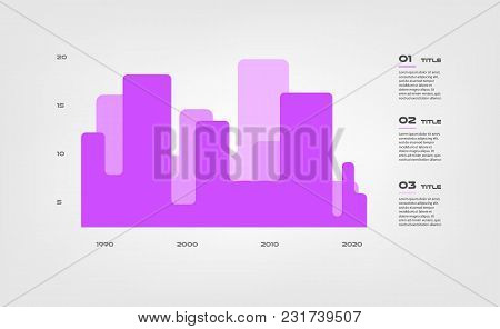 Block Diagram Elements Color Infographics. Some Of Chart, Graph, Parts, Processes. Vector Business T