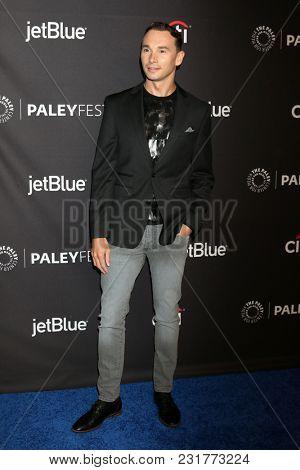 LOS ANGELES - MAR 17:  Mark Jackson at the 2018 PaleyFest Los Angeles -