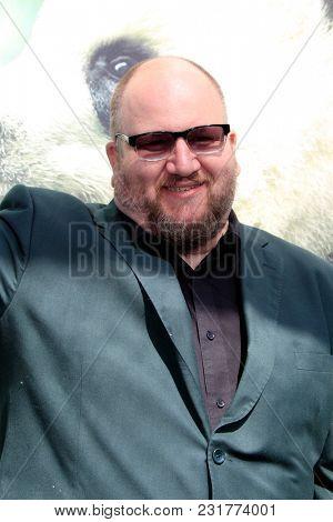 LOS ANGELES - FEB 17:  Stephen Kramer Glickman at the World Premiere Of