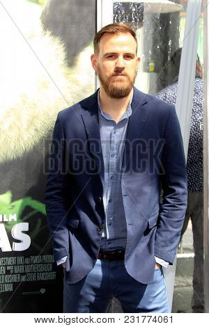 LOS ANGELES - FEB 17:  Jacob Owens at the World Premiere Of