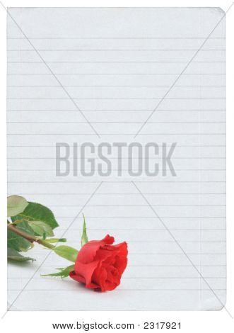 Blank Love Letter