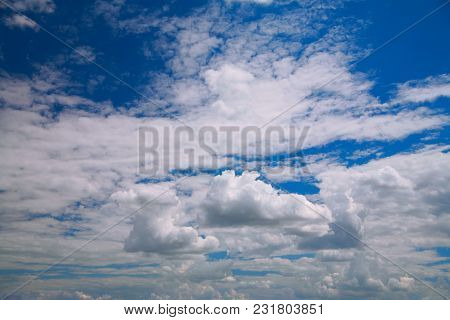 Nature, Cloudy Sky On A Cloudy Day