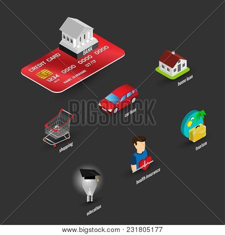 Credit Card For Buying A Home To Education,  Health Insurance , Travel And Buying A Car