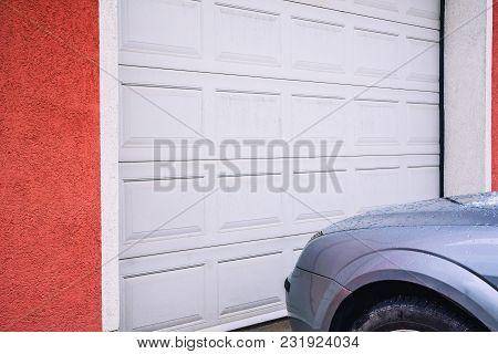 Garage Door Upvc, Plastic Pvc Garage Door