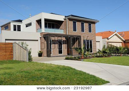 Modern Suburban House
