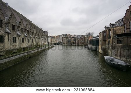 Canal Ghent Meat House