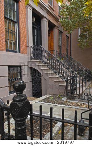 Town Houses In Brooklyn