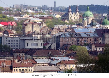 Old Europe: Lviv