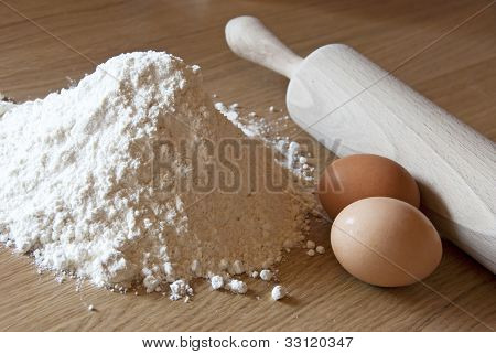 Baking Ingrediets