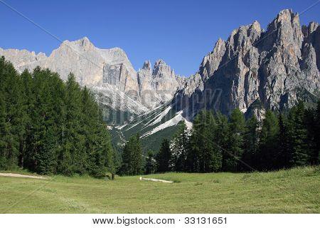 Catinaccio Mount