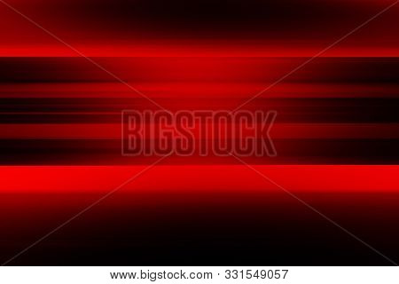 Abstract Blur Dark Red Background Luxury Christmas Holiday, Motion Wedding Background Brown Frame Br