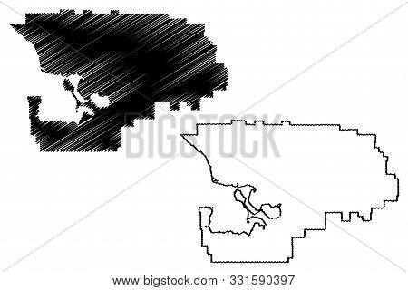 Northwest Arctic Borough, Alaska (boroughs And Census Areas In Alaska, United States Of America,usa,