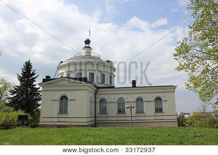 Old Observatory in Turku