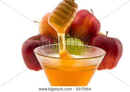 Honey And Apple