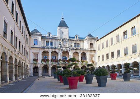 City Hall In Vienne France
