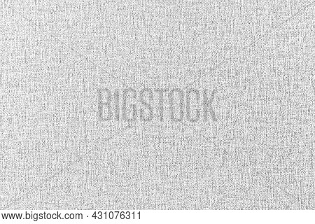 White Linen Texture And Background Seamless Or White Fabric Texture