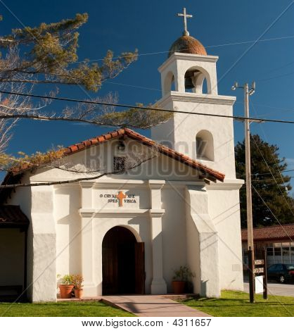 Mission Santa Cruz