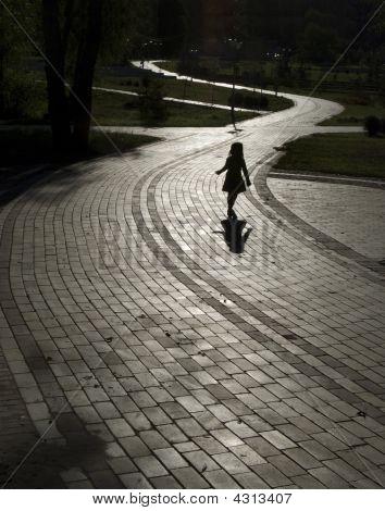 Path Of Child