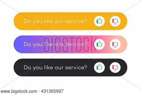 Feedback Concept Illustration. Your Opinion Matters Symbol. Announce Promotion Offer. Client Comment