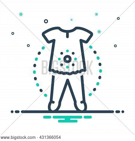 Mix Icon For Overall Entire Clothes Dress Fashion Accessories