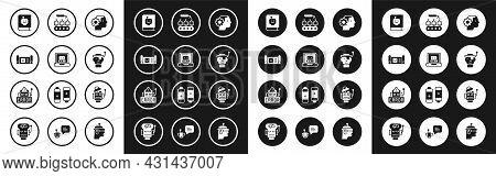 Set Humanoid Robot, Creating, Robot Blueprint, User Manual, Smart Glasses, Industrial Production Of