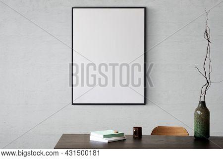 Minimal living room interior design