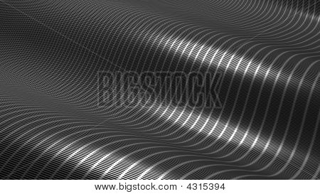 Metal brushed grey highlight silver texture background poster
