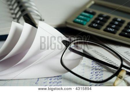Financial Balance.
