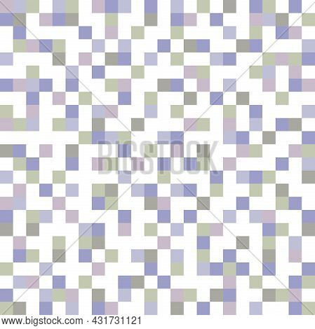 Abstract Geometric Pattern. A Seamless Vector Background. Colored Ornament. Graphic Modern Pattern.