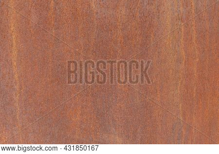 Rusty Metal Surface. Abstract Background And Texture