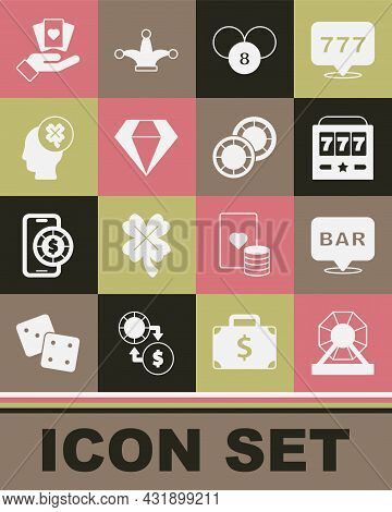 Set Lottery Machine, Alcohol Bar Location, Slot With Jackpot, Ball Bingo Card, Diamond, Casino Slot