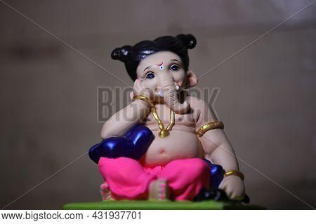 Lord Ganesha, Cute Ganesha Idols, Baby Ganesha