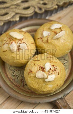 Indian sweets ladoo