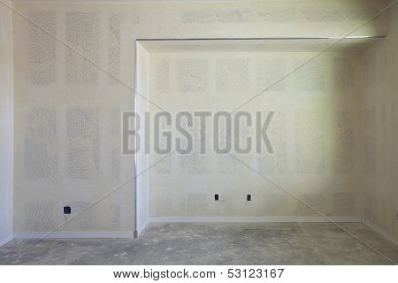 New Construction Drywall