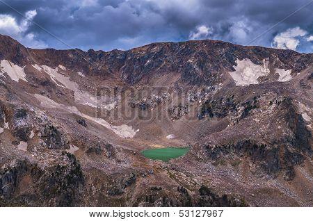 Mica Lake Grand Tetons