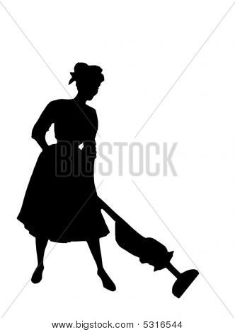 Housewife Of The Fifties