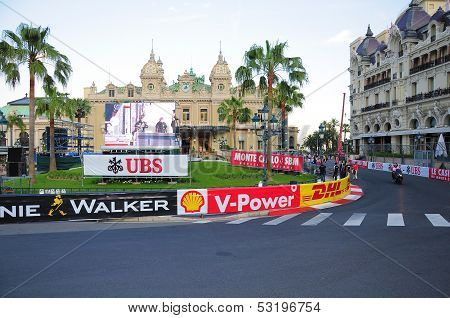 Speedway for the races of Formula 1.