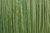Textured Green Silk for Wallpaper or Background poster