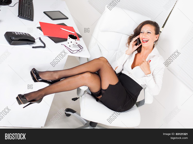 Free Sexy Secretary Pics sexy secretary image & photo (free trial)   bigstock
