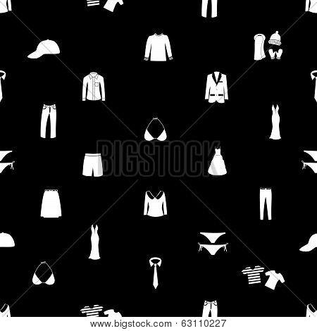 clothing seamless pattern eps10