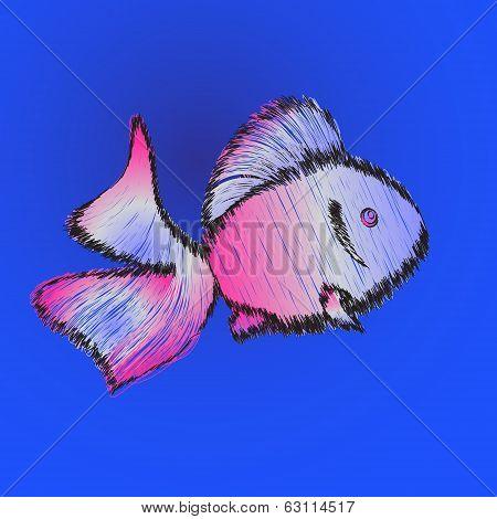 Sribble Fish