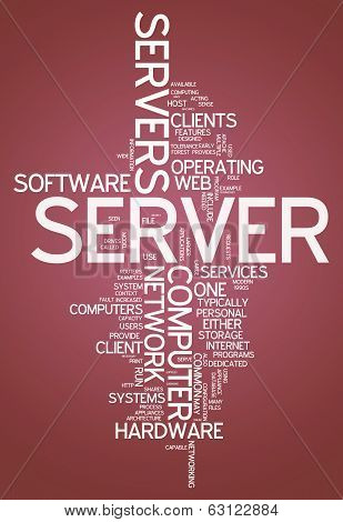 Word Cloud Server