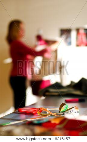 Tailors workshop