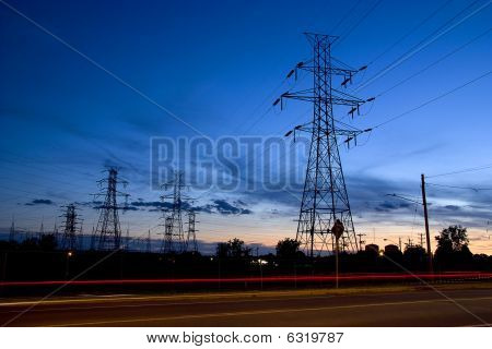 Electrical Pylons