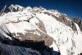 Viewpoint Of Jade Dragon Snow Mountain,Lijiang , Yunnan province,Southwestern Of China. poster