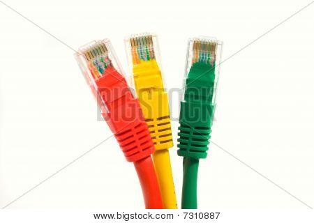 Color Utp Cables